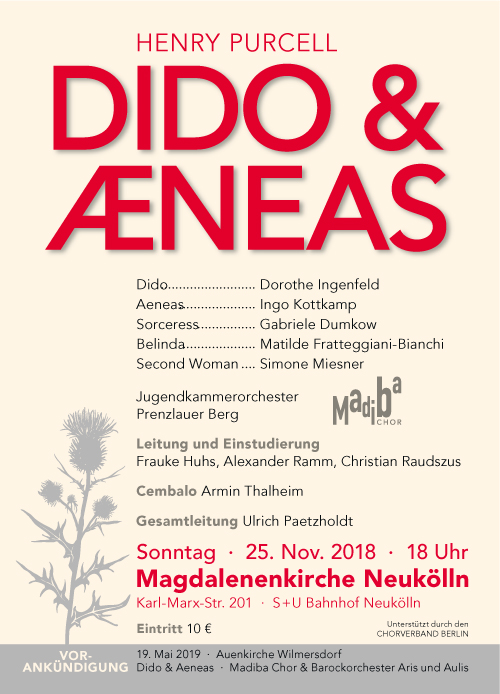 181024 Dido and Aeneas