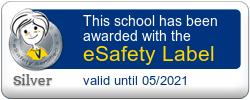 2019 Silver esafety label